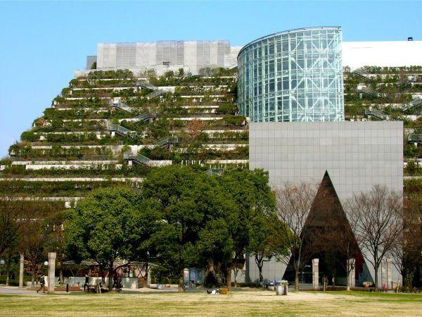 Acros Fukuoka Building