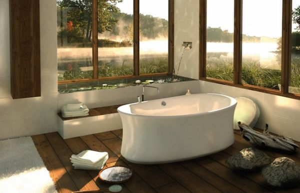 Ambrosia bathtub by MAAX