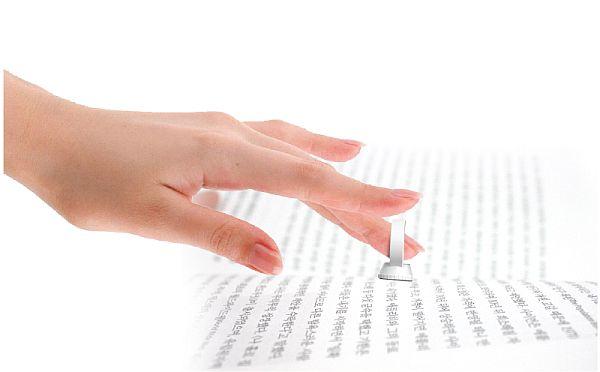 Eye ring braille scanner_2