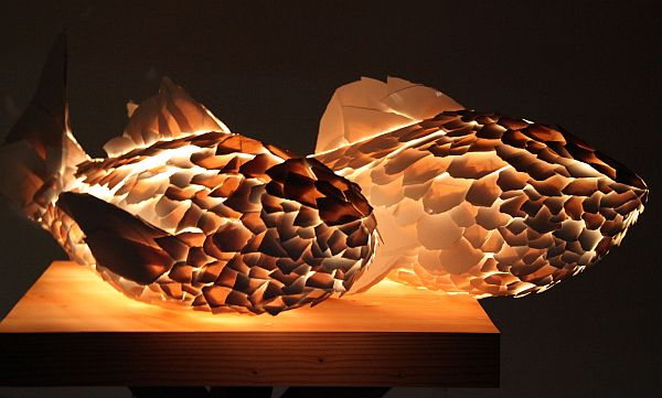 Fish Lamps by Frank Gehry_2