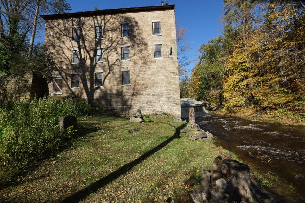 Grist Mill in NY