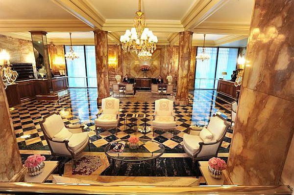Karl Lagerfeld Suites at Hotel de Crillon, Paris