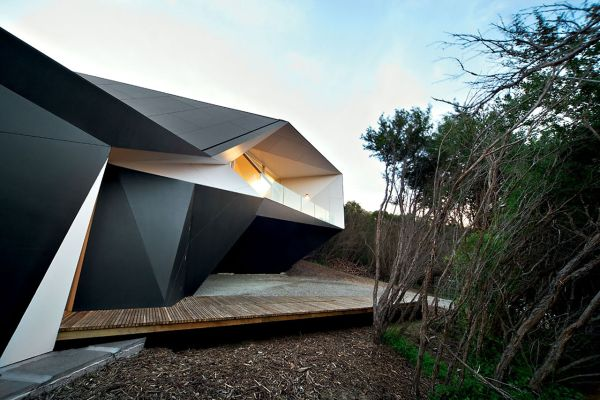 Klein Bottle House in Melbourne
