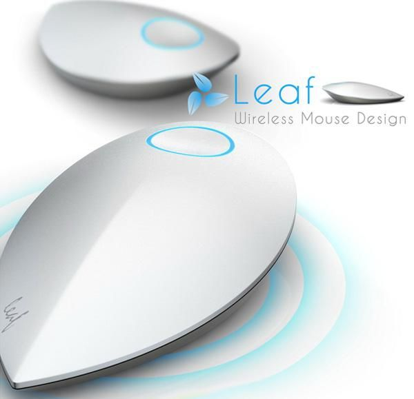 Leaf Wireless Mouse