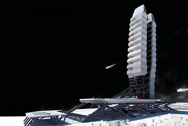 Mastodon Mobile Skyscraper