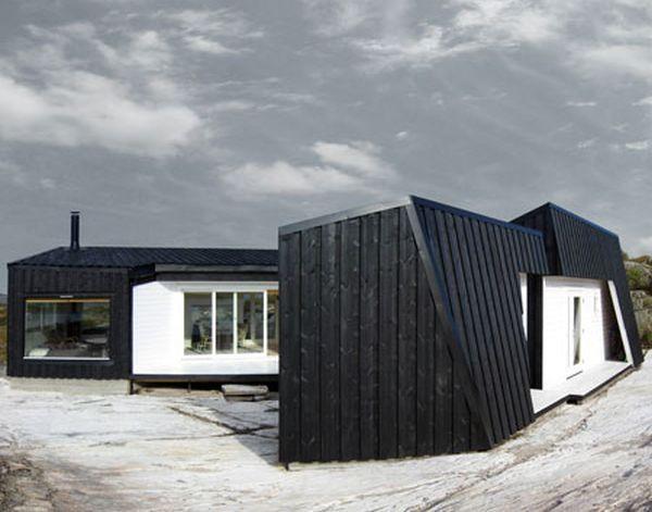 Norwegian Coastal Cabin