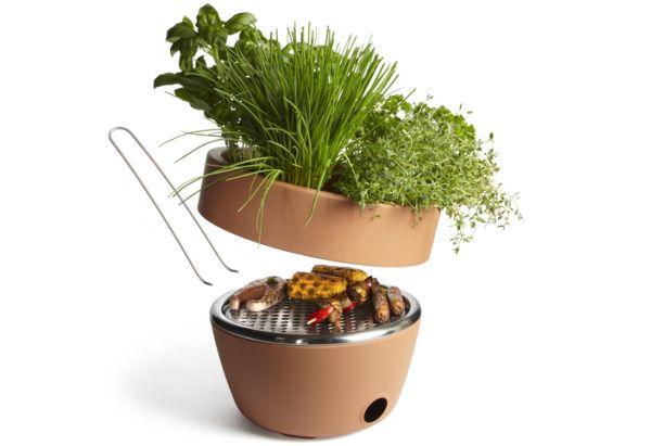 Plant Grill Hot-Pot BBQ by Black Blum