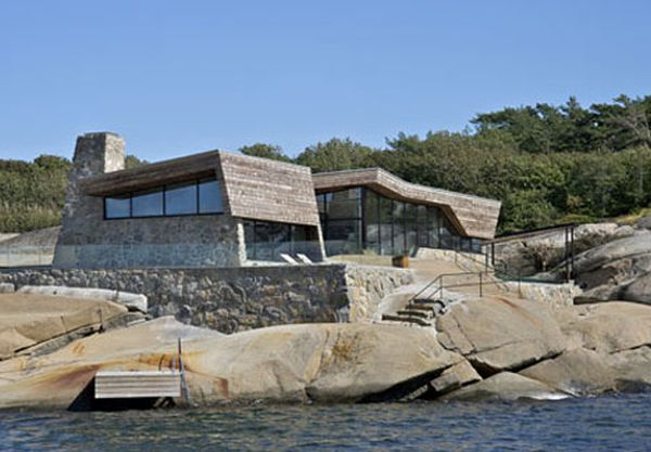 Stealth Stone Summer House