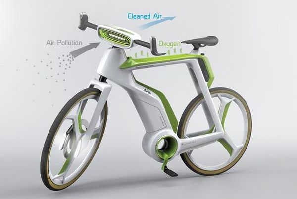 The Air-Purifier Bike