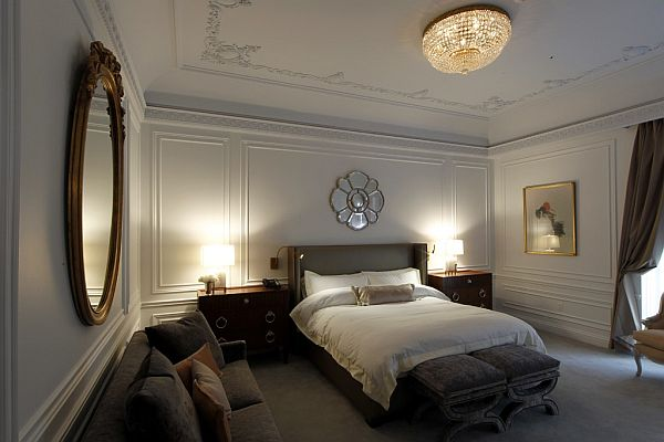 The Dior Suite at the St. Regis, New York