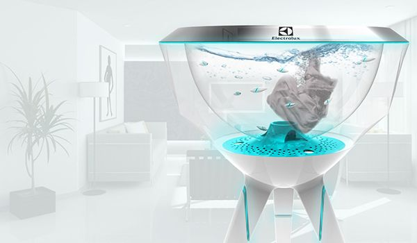 high-tech Pecera washing machine