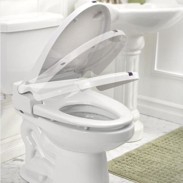 iTouchless Sensor Controlled Automatic Toilet Seat