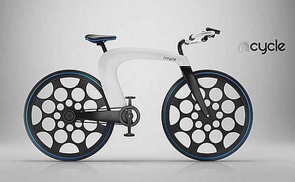 nCycle concept bike