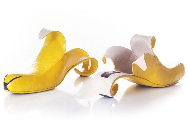 Banana Shoes from Kobi Levi
