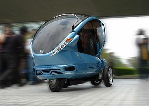 Ecooter Electric Car