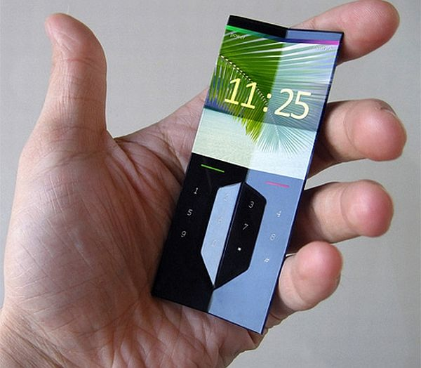 Kambala phone concept