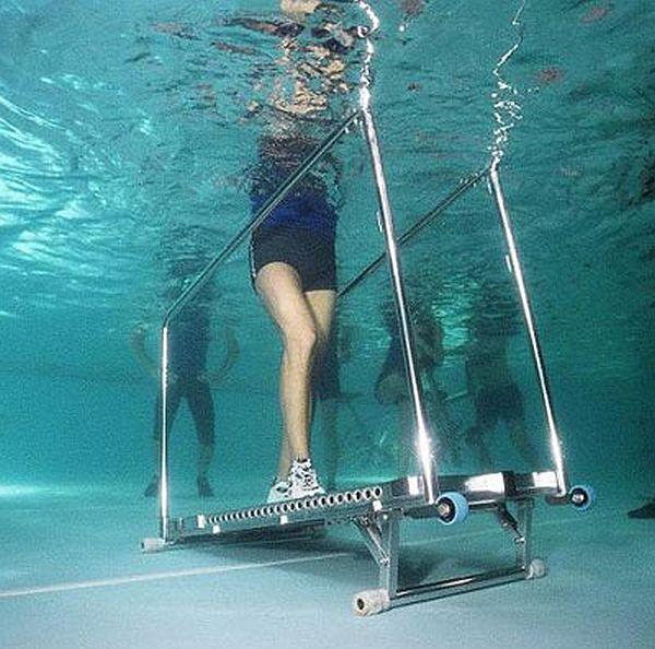 The Pool Treadmill