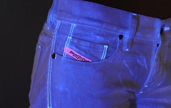 Ultra violet Jeans