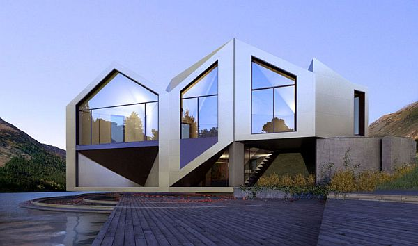 Dynamic Concept House