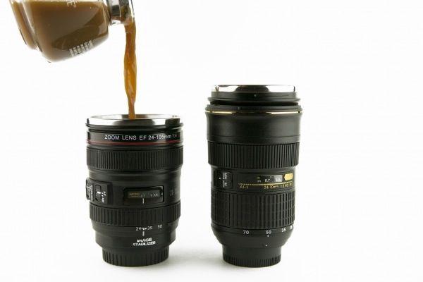 Nikon Camera Lens Mugs