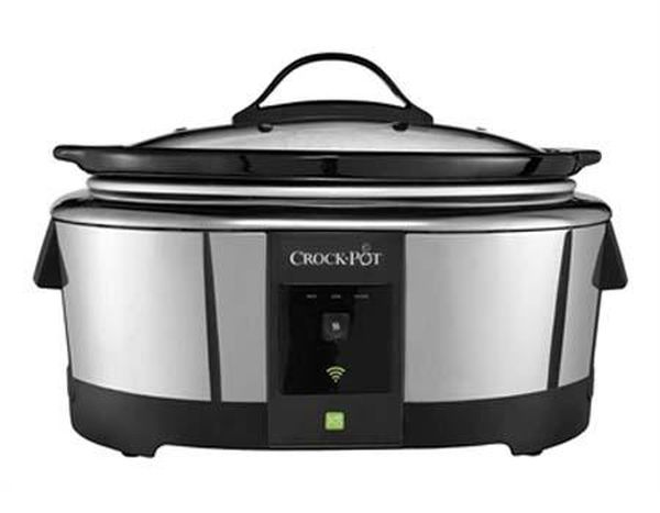 Belkin Crock-Pot WeMo Slow Cooker 2