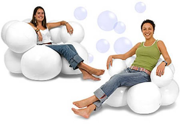 Bubble Beanbag