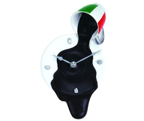 Caffe Espresso Clock