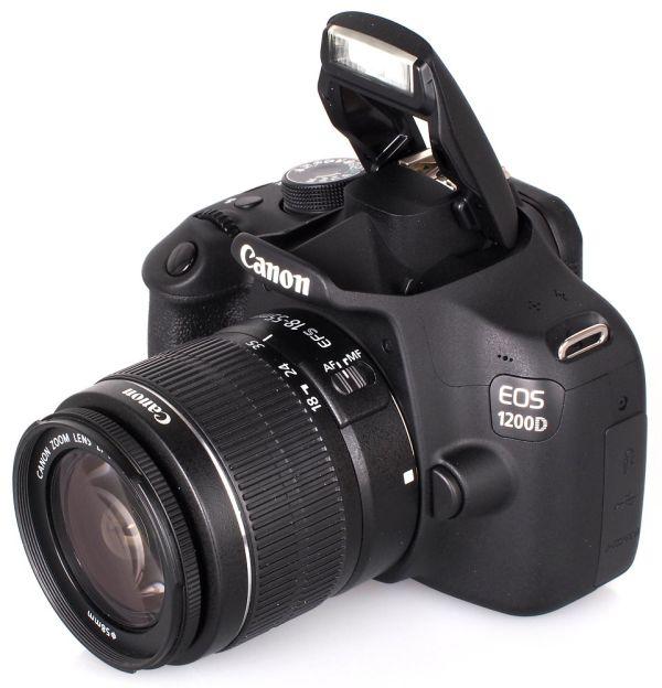 Canon EOS 1200D  1