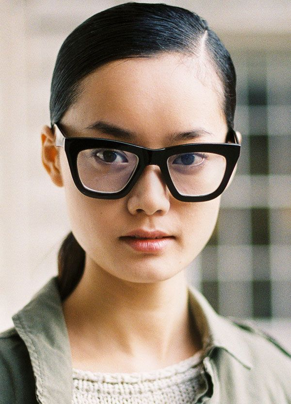 Chunky Bold Glasses