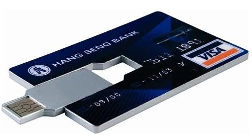 Credit Card USB Drive 1