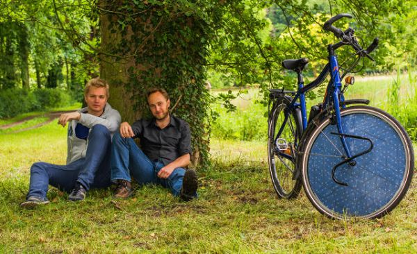 Dutch Solar Cycle Electric Bike