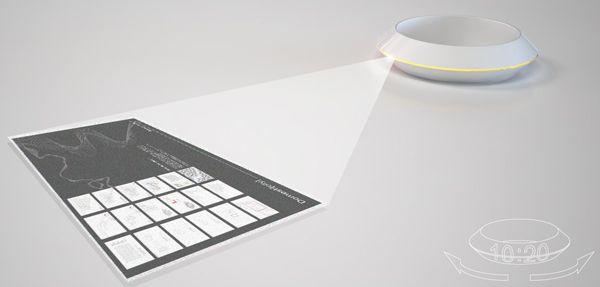 Mini Projector Bangle 1