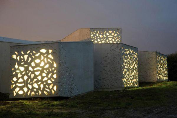 Modern Art Museum by Manuelle