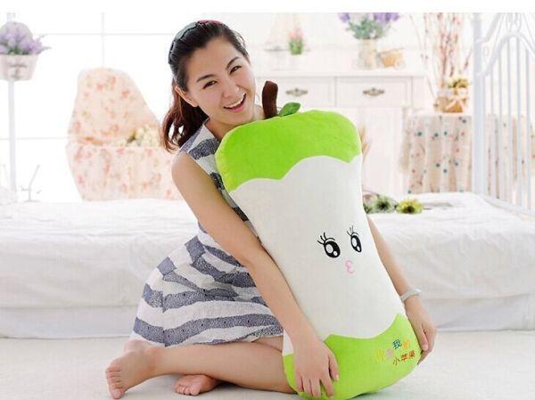 Musical fruit pillows