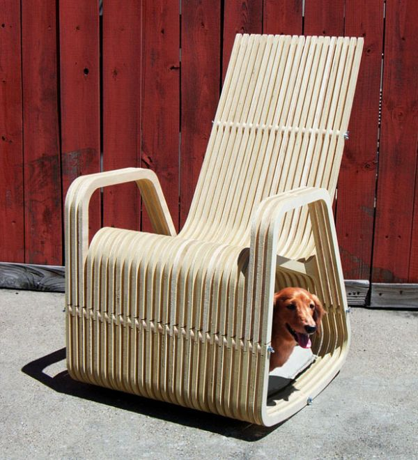 Rocking-2-Gether Chair 1