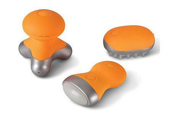 Targeted body massagers