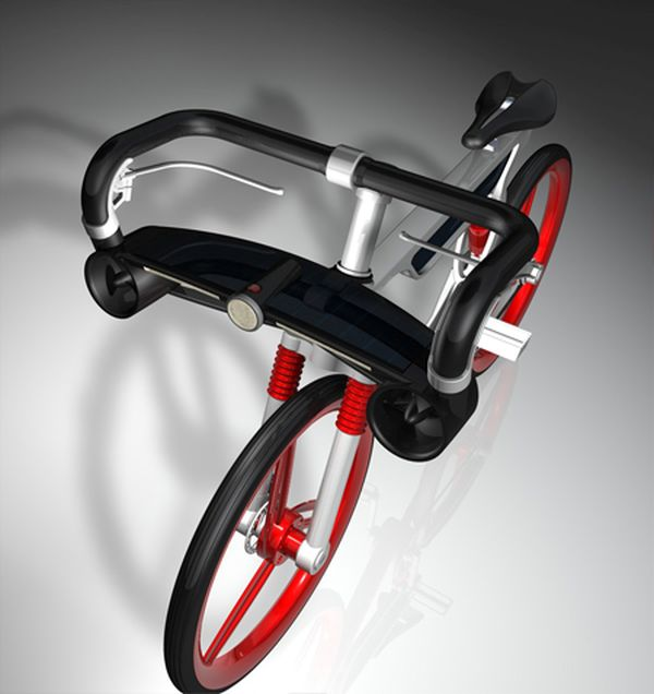 Win-Solar Energy Bike 2