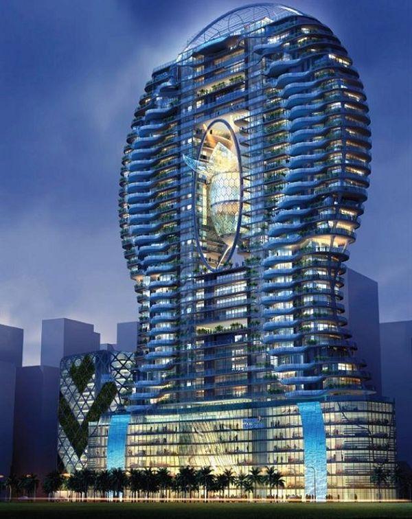 Zwembalkons Hotel Concept