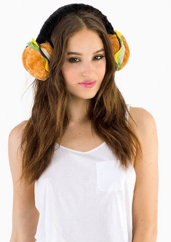 Hamburger Earmuffs 2