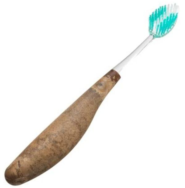 Recycled Toothbrush