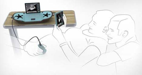 Stork, a Parental Ultrasound Machine 2