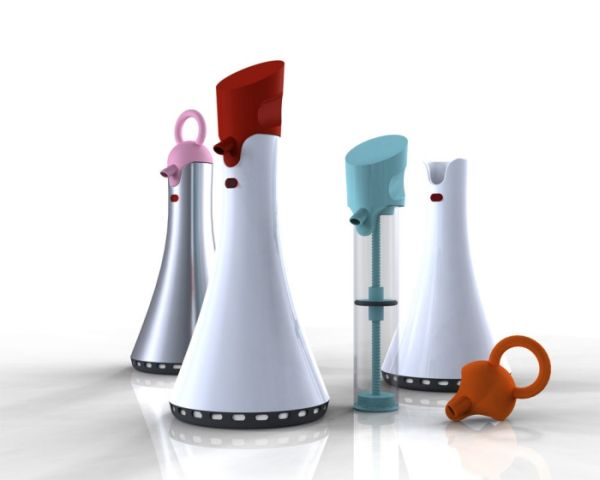Chube Automatic Toothpaste Dispenser
