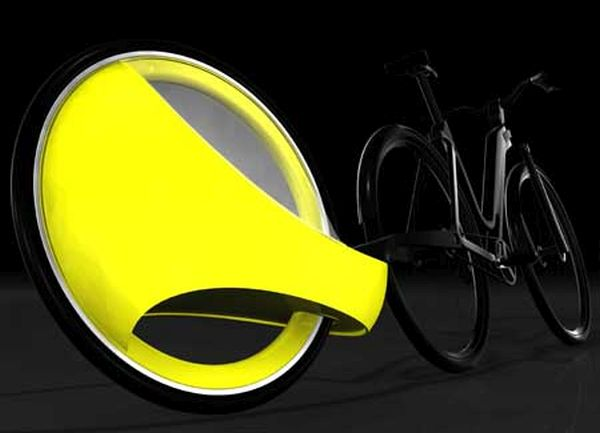 SPURT bike trailer concept