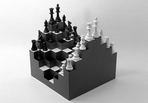 3D Chessboard