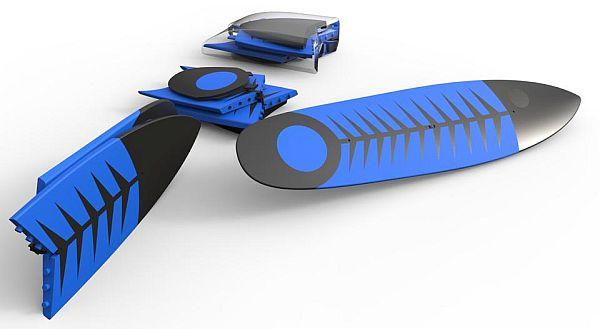 Fishbone Paddleboard