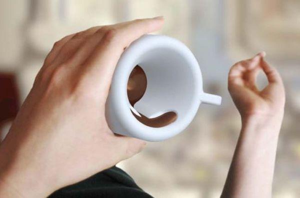 In-Orbit Coffee Cup Design