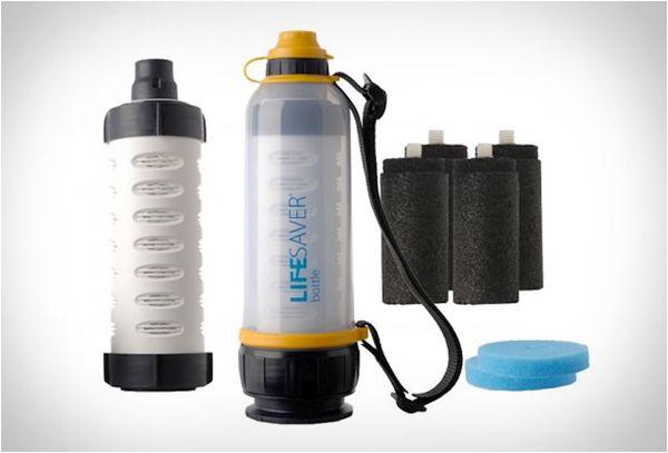 Life Saver Bottle