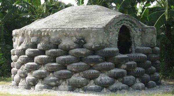 Rubber palace