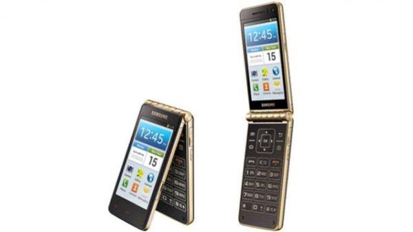 Samsung's Galaxy Golden Dual Screen Smartphone