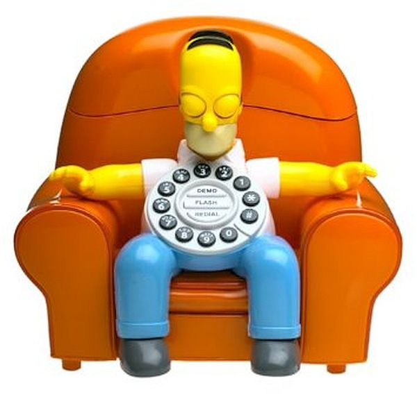 Simpson telephone